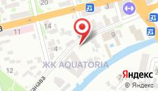Гостевой дом Mahadzhirov на карте