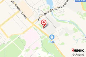Адрес Ивановская тепловая блок-станция на карте