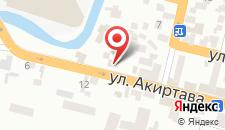Гостевой дом У Тамаза и Оксаны на карте