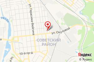 Адрес Газпром Газораспределение Иваново на карте