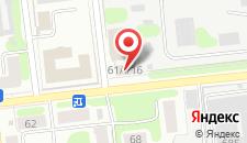 Гостиничный комплекс Веселый соловей на карте
