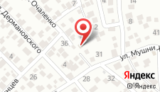 Семейный отель Хозиявами на карте