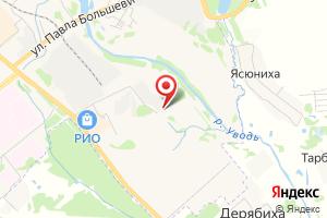 Адрес Ивгортеплоэнерго на карте