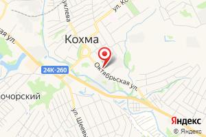 Адрес Газпром межрегионгаз, абонентский пункт на карте