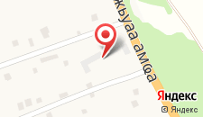 Мини-отель Гулрыпшленд на карте