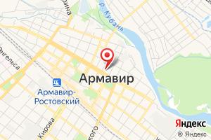 Адрес Газпром газораспределение Краснодар, филиал № 6 на карте