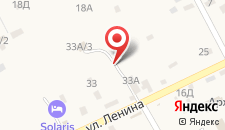 Гостевой дом Архыз на карте