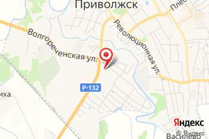 Адрес Ивановэнергосбыт на карте