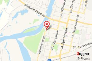 Адрес Стройреконгаз на карте