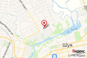 Адрес ШуяПромЭнерго на карте