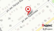 Санаторий Сосны на карте