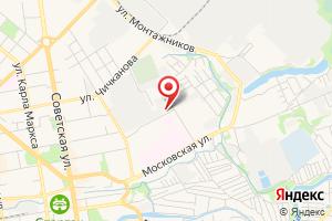 Адрес Тамбовские коммунальные системы на карте