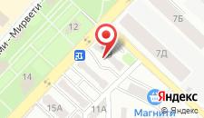 Апартаменты X&G на карте