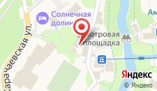 Отель Фотон на карте