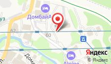 Отель Ателика Крокус на карте
