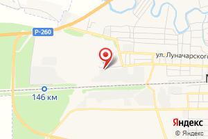 Адрес Коммунальщик на карте