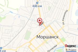 Адрес Газпром межрегионгаз Тамбов, пункт приема абонентов в центре оказания услуг Газпром газораспределение Тамбов на карте