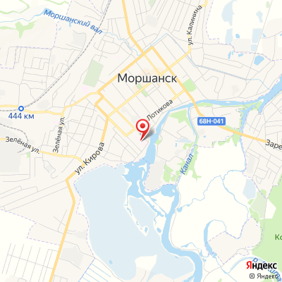 Моршанская центральная районная больница
