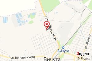 Адрес Служба газового хозяйства на карте