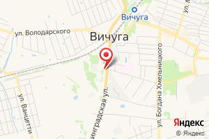 Адрес Газпром межрегионгаз Иваново, абонентский пункт в г. Вичуга на карте