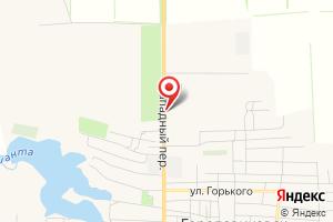 Адрес МУП Благоустройство Гордовиковского муниципального образования Республики Калмыкия на карте