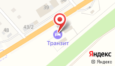Мотель Транзит на Рассказовской на карте