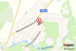 Адрес Газпром газораспределение Владимир на карте