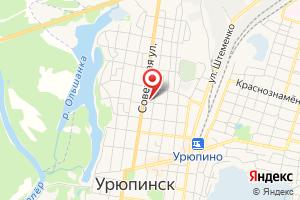 Адрес Водопроводно-канализационное Хозяйство на карте