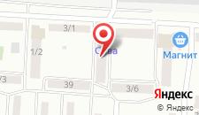 Гостиница Сова на карте