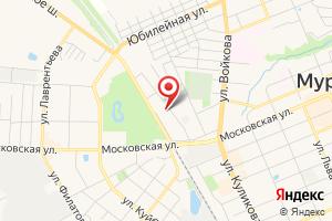 Адрес Газпром газораспределение Владимир, филиал в г. Муроме на карте