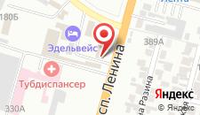 Ресторанно-гостиничный комплекс Эдельвейс на карте