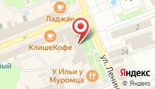 Отель Ретро-Отель Купеческий Двор на карте