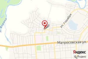 Адрес МУП Вода БГО на карте