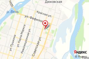 Адрес Energo-m на карте