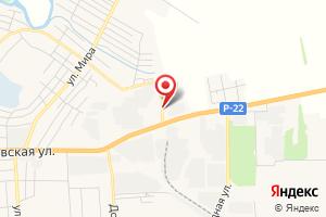 Адрес Газпром газораспределение Воронеж, филиал в г. Борисоглебске на карте
