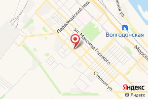 Адрес АО Волгодонскмежрайгаз на карте