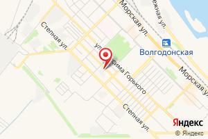 Адрес Ростовгазстрой, филиал на карте