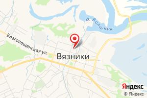 Адрес Водоканал-сервис на карте