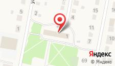 Гостиница Стелла на карте
