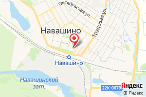 Адрес ТП на карте