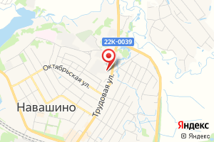 Адрес НижегородЭнергоГазРасчет, абонентский пункт в Навашинском р-не на карте
