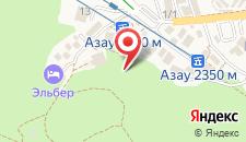 Отель AzauStar на карте