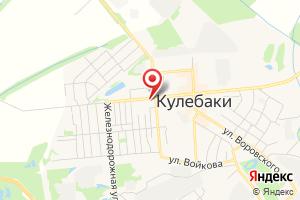 Адрес Веста на карте