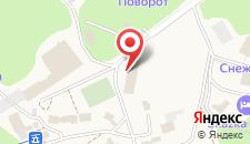 Отель Ozon 7 Vershin на карте