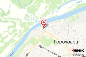 Адрес Гороховецкие Коммунальные Системы на карте
