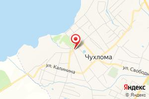 Адрес Дом Ильичёвых на карте