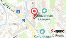 Гостиница Парк-Отель на карте