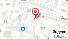 Гостевой дом Кисловодск на карте