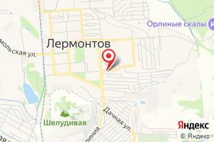 Адрес Газэнергоучет на карте