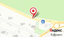 Гостиница Daniel на карте